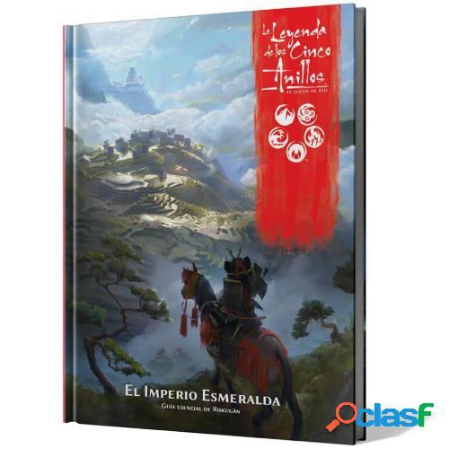 La leyenda de los cinco anillos - el imperio esmeralda