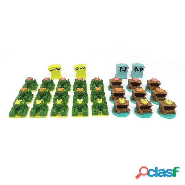 Pack para la expansión los ribereños de root - 24 piezas