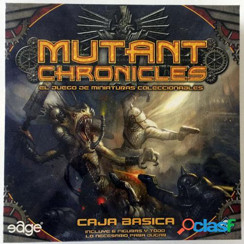 Mutant chronicles - segunda mano