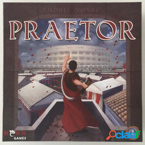 Praetor - segunda mano
