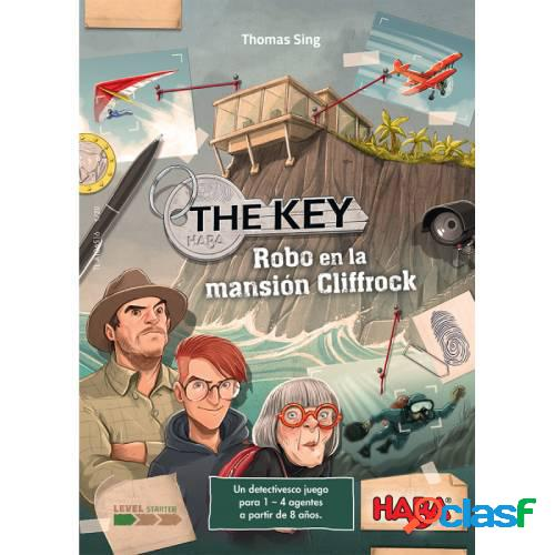 The key - robo en la mansión cliffrock