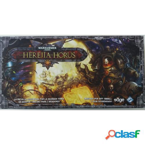 La herejia de horus - segunda mano