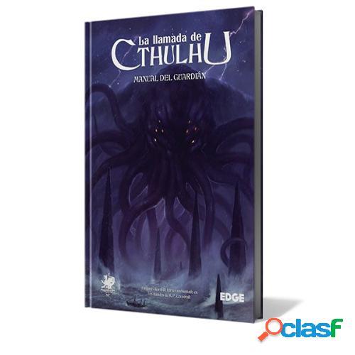 La llamada de cthulhu - manual del guardian