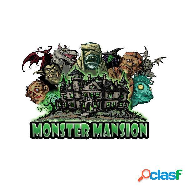 Monster mansion ed. kickstarter - segunda mano