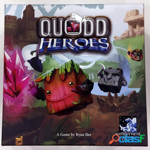 Quodd heroes edición ks - segunda mano