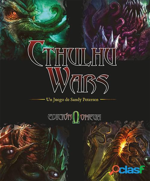 Cthulhu wars edicion limitada (castellano)