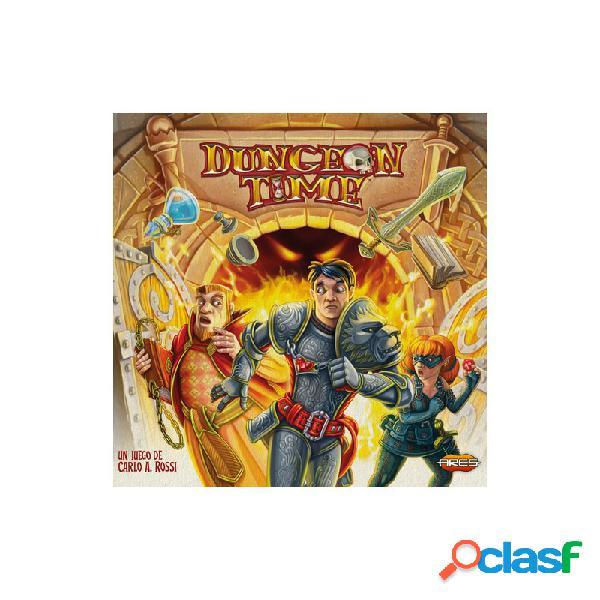 Dungeon time (castellano)