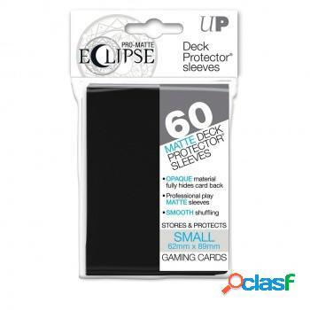 Funda ultra pro - pro matte eclipse 62x89 (black) (60)