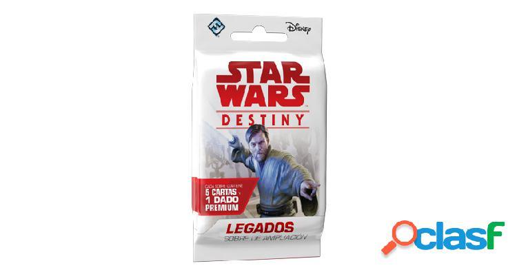 Star wars destiny - legados sobre individual