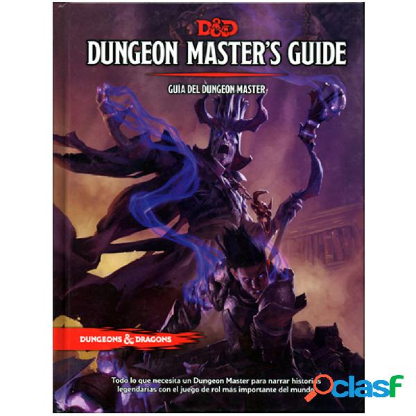Dungeons & dragons - guía del dungeon master