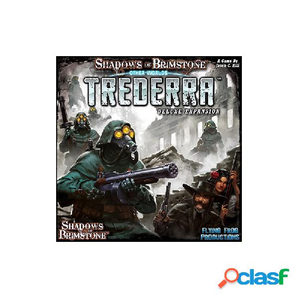Shadows of brimstone - trederra deluxe other worlds