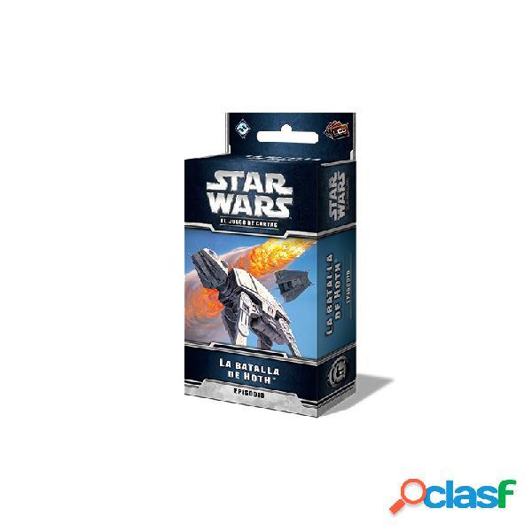 Star wars lcg - la batalla de hoth / el ciclo de hoth