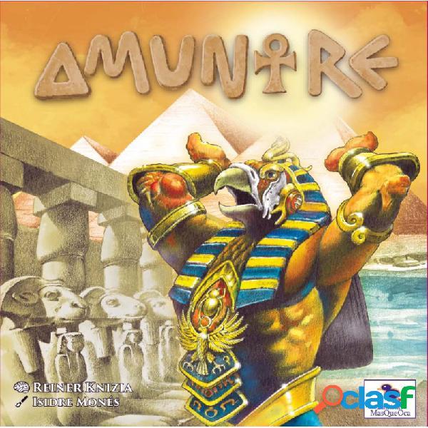 Amún re (nueva edicion)