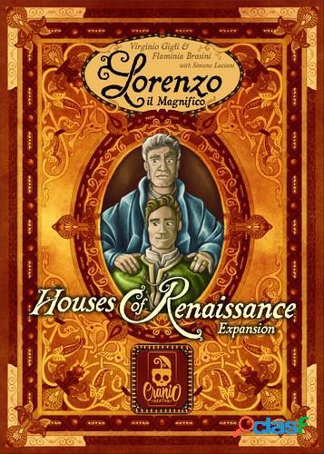 Lorenzo il magnífico - houses of renaissance