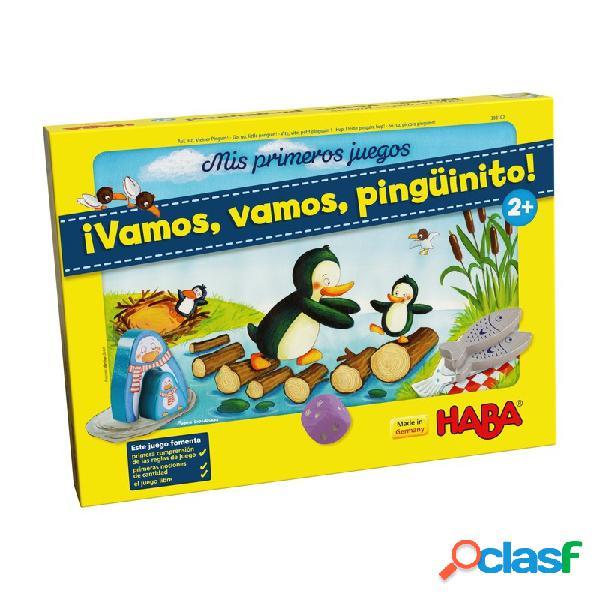 Mis primeros juegos - vamos, vamos, pinguinito