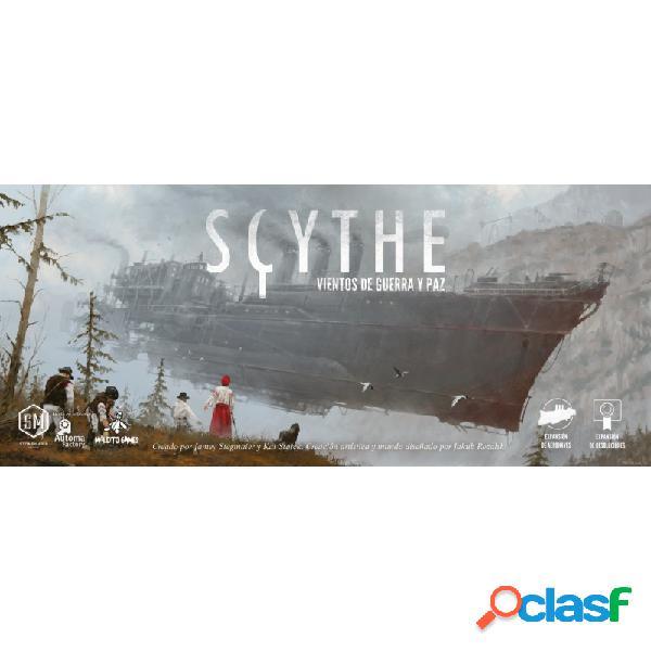 Scythe - vientos de guerra y paz + promos 37-42