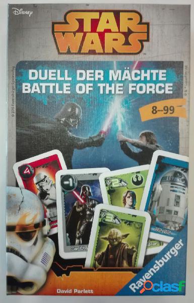 Star wars battle of the force - segunda mano