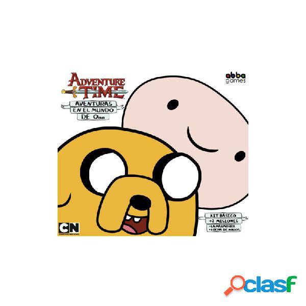Adventure time - aventuras en el mundo de ooo