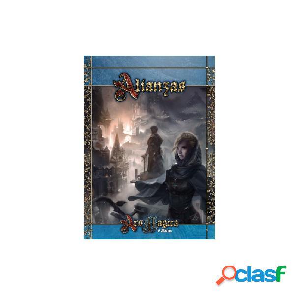 Ars mágica 5ª edición - alianzas