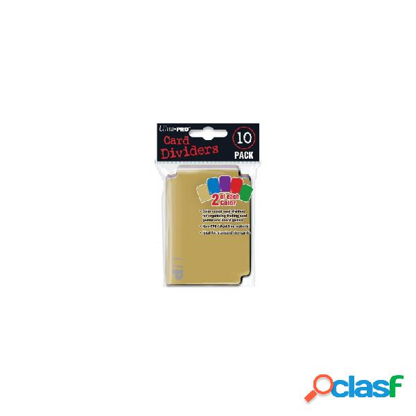 Card dividers ultra pro (10)