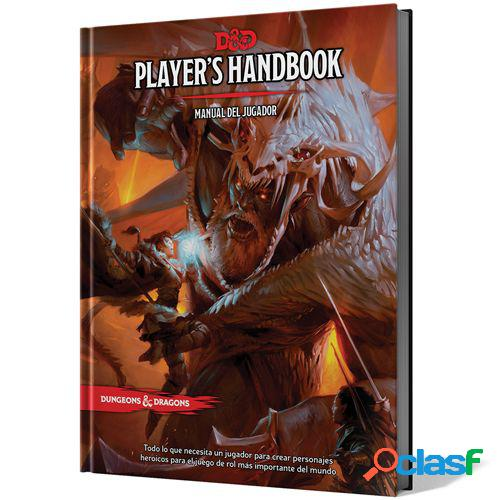Dungeons and dragons - manual del jugador