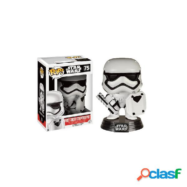 Figura pop star wars - stormtrooper shield ep. vii