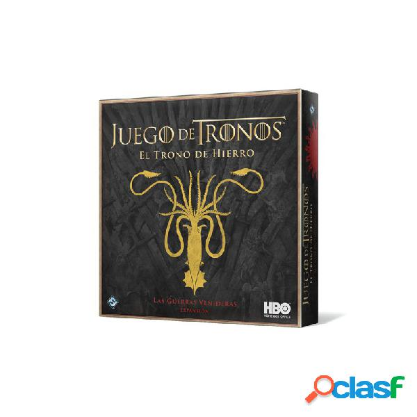 Juego de tronos - el trono de hierro las guerras venideras