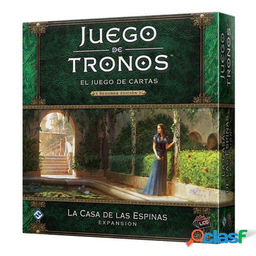 Juego de tronos lcg segunda edición - la casa de las espinas