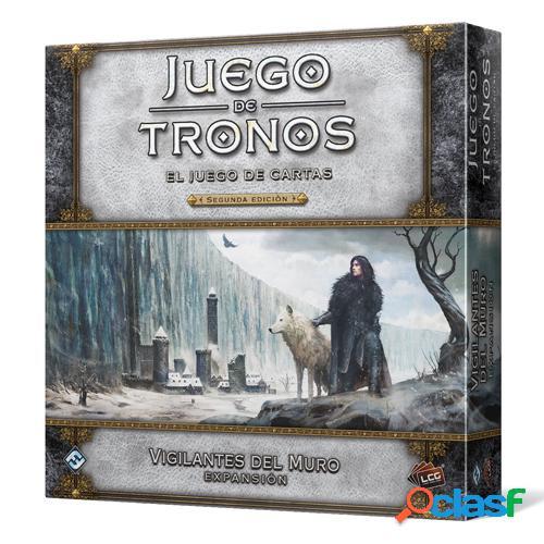 Juego de tronos lcg segunda edición - vigilantes del muro