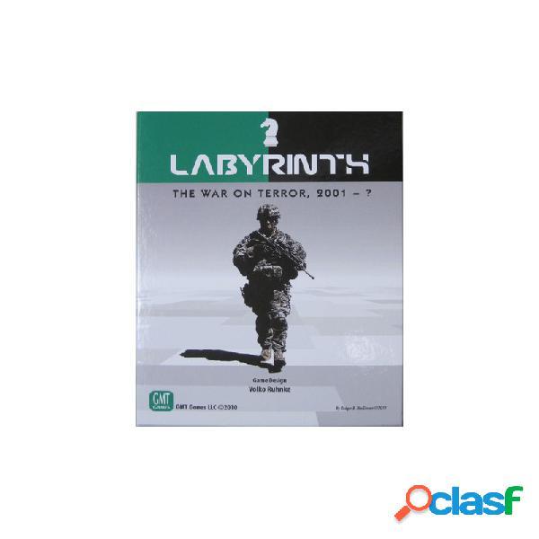 Labyrinth - the war on terror 2001 third print