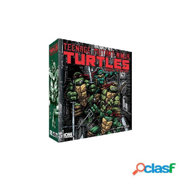 Teenage mutant hero turtles - shadows of the past