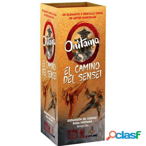 Onitama - el camino del sensei + promo (castellano)