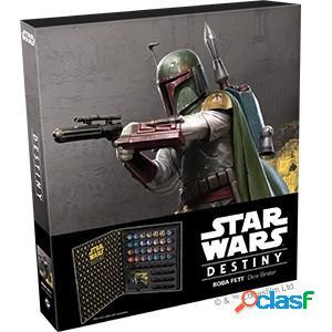 Star wars destiny - carpeta para dados boba fett