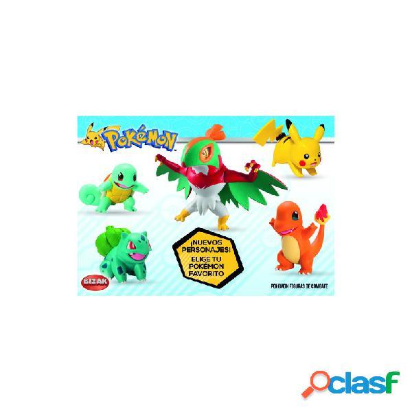 Figuras pokemon combate surtido