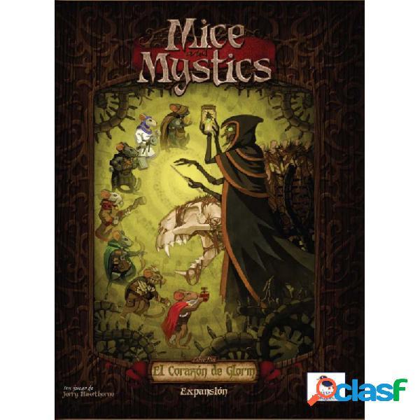 Mice & mystics - de ratones y magia (el corazón de glorm)