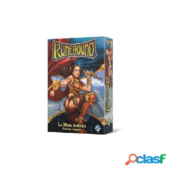 Runebound - la hoja dorada