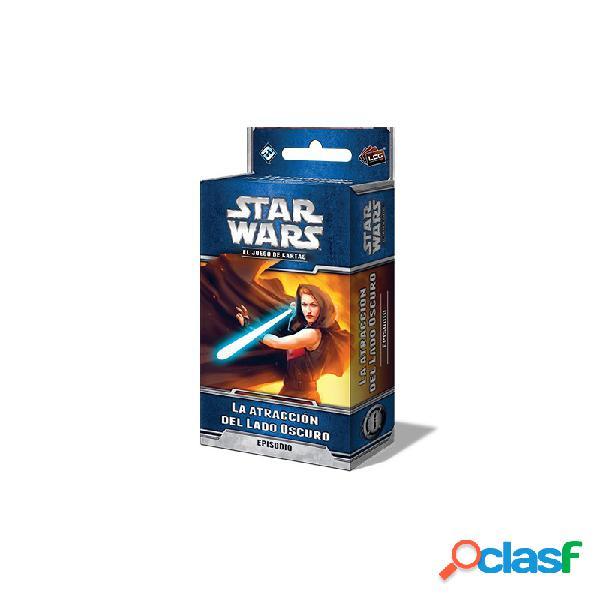 Star wars lcg - la atracción del lado oscuro / ecos de la fuerza