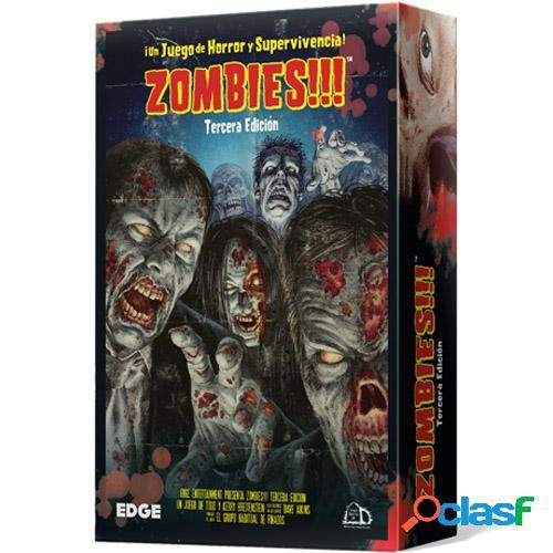 Zombies!!! - tercera edición