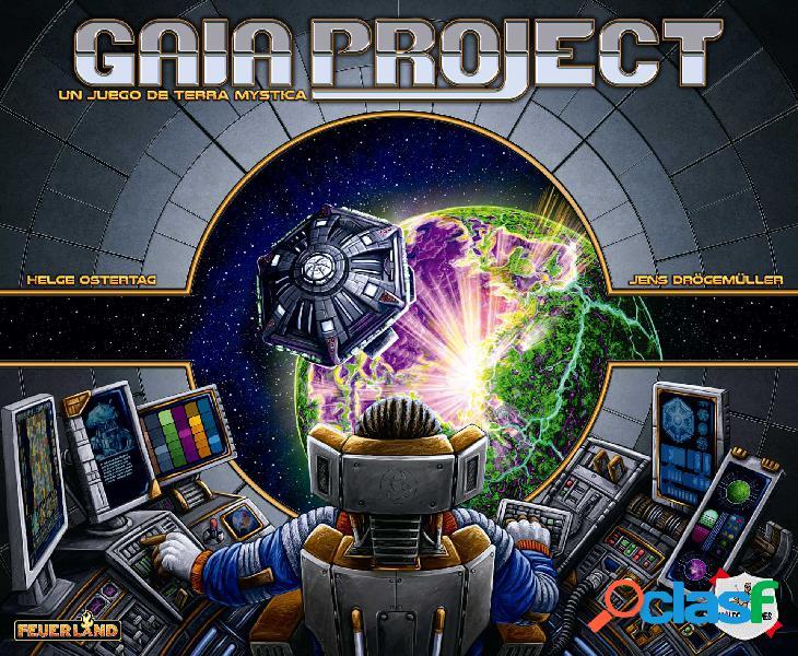 Gaia project (castellano)