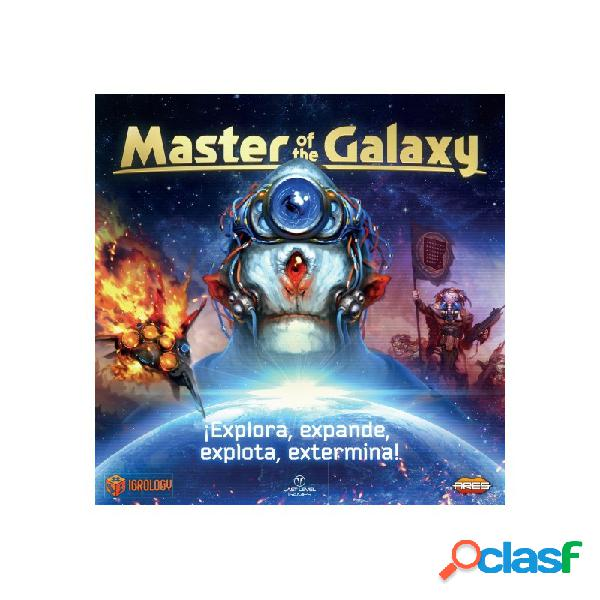 Master of the galaxy (castellano)