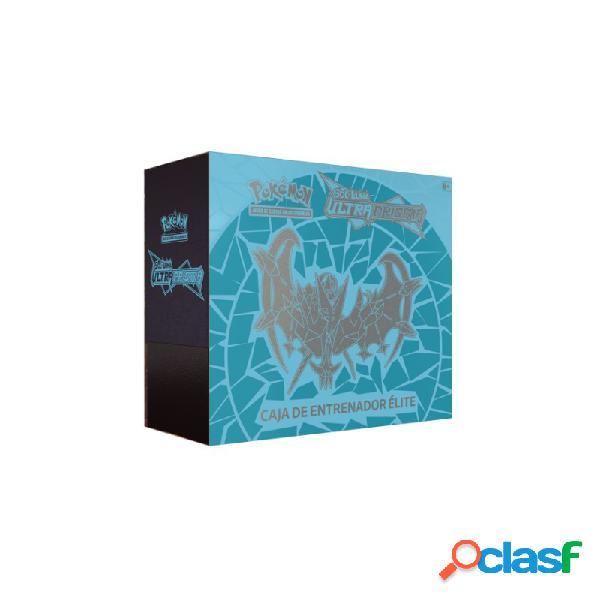 Pokemon jcc - caja de entrenador elite sol y luna ultraprisma