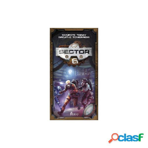 Sector 6 (edición kickstarter)