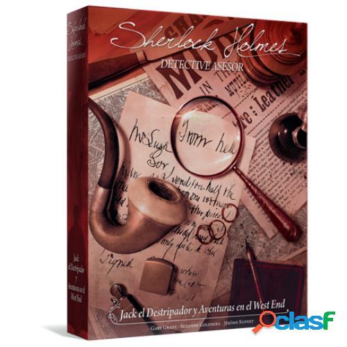 Sherlock Holmes Detective Asesor - Jack El Destripador Y Aventuras En El West End