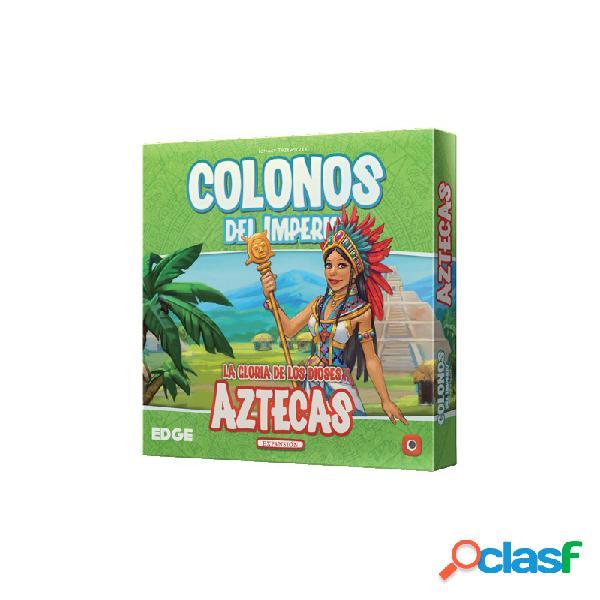 Colonos del imperio - aztecas
