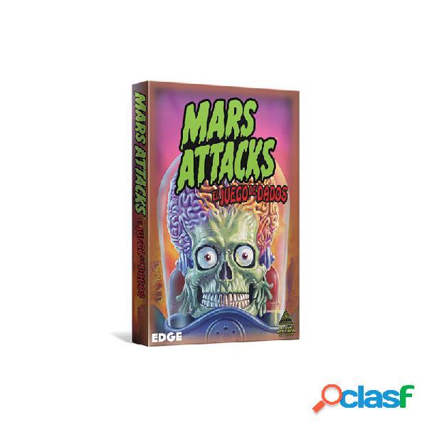 Mars attacks - el juego de dados