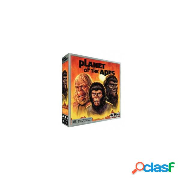 Planet of the apes + exclusive minis inside