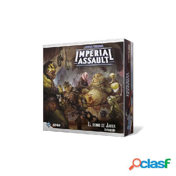 Star wars imperial assault - el reino de jabba