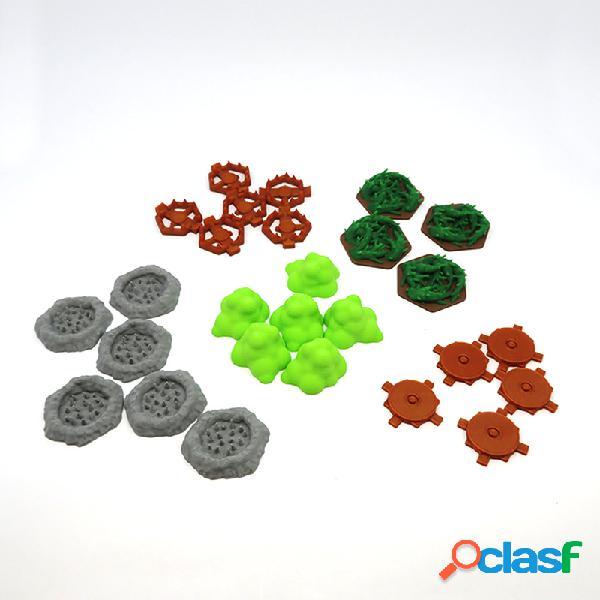 Pack de trampas para gloomhaven - 27 piezas
