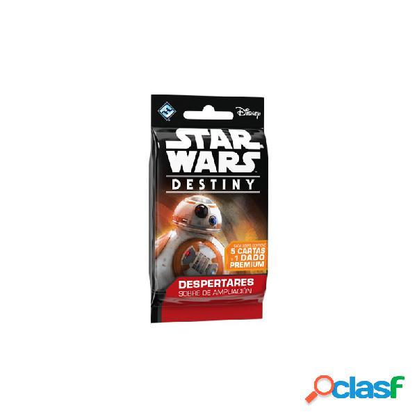 Star wars destiny - despertares sobres de ampliación