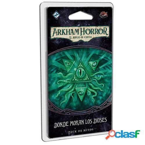 Arkham horror lcg - donde moran los dioses / los devoradores de sueños